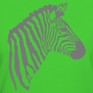 Green zebra - Women's Organic T-shirt