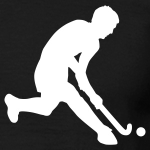 herrenhockey_1c T-Shirts - Men's T-Shirt