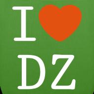 Motif ~ I Love DZ