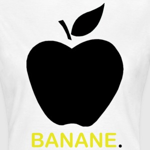 Banana or apple? T-shirts - T-shirt dam