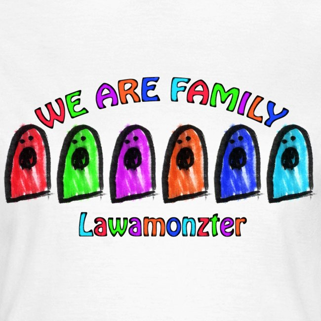 Lawamonzter we are family