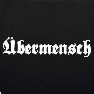 Übermensch - Overman  - EarthPositive Tote Bag