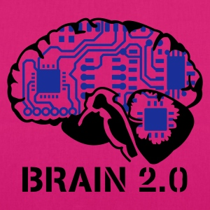 brain 2.0  - EarthPositive Tote Bag