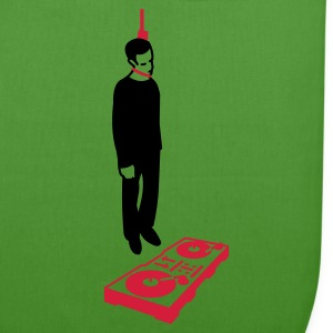 hang the dj (2-3 color)  - Borsa ecologica in tessuto
