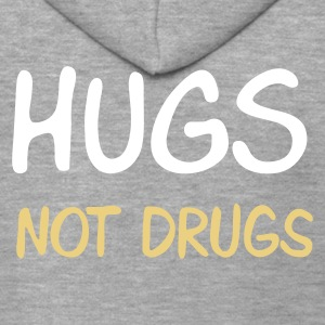 ::  hugs not drugs :-: - Premium-Luvjacka herr