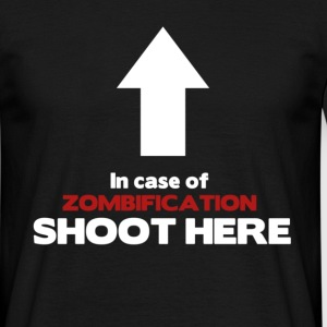 Zombification - Men's T-Shirt