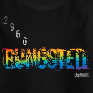 Sort 2960 Rungsted - ds Børne T-shirts - Teenager-T-shirt