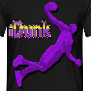 iBasketball - Men's T-Shirt