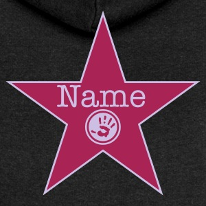 ::  walk of fame + your name :-: - Chaqueta con capucha premium mujer