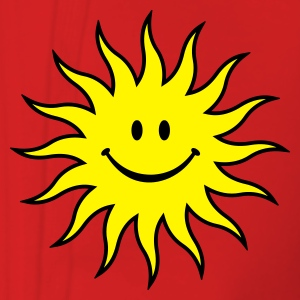Smiley Sun  - Premium hettejakke for kvinner