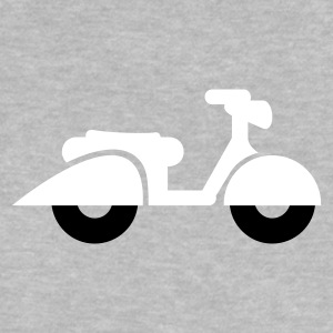 Heather grey motoroller (2c) Baby Shirts  - Baby T-Shirt