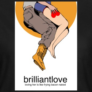 brilliantlove ladies T Spoon Bacon - Women's T-Shirt