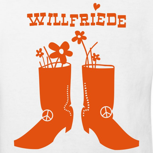 Willfriede Boots - Young!