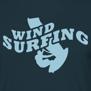 Windsurfing - surfen T-Shirts - Men's T-Shirt