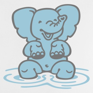 Little Elephant - Baby T-Shirt