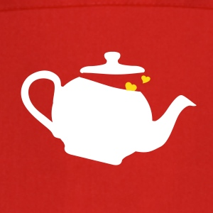 Red Pot of Love  Aprons - Cooking Apron