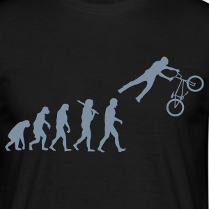 BMX Evolution T-Shirts - Männer T-Shirt