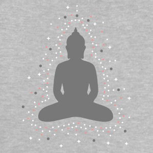 Heather grey L'aura du Bouddha  T-shirts Bébés - T-shirt Bébé