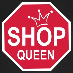 SHOP QUEEN | Frauen Basic Shirt - Frauen T-Shirt