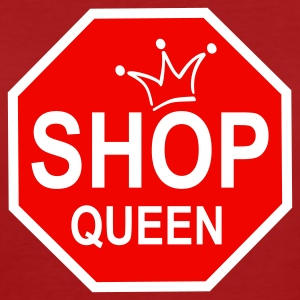 SHOP QUEEN | Frauenshirt organic - Frauen Bio-T-Shirt