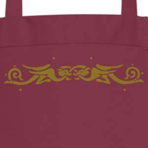 Bordeaux Zwei Drachen / two dragons (1c)  Aprons - Cooking Apron