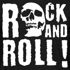 rock_and_roll_d_1c T-Shirts