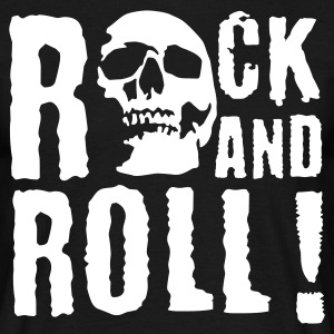 rock_and_roll_d_1c T-shirts - T-shirt herr