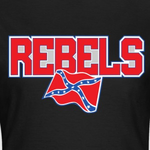 Rebels Team Logo - Women's T-Shirt