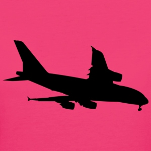 Airplane - Frauen Bio-T-Shirt