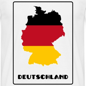 Deutschland T-Shirts - Men's T-Shirt