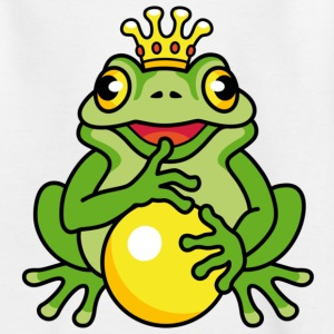 Froschkönig - Teenager T-Shirt