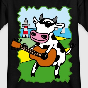 cow_rock_c Tee shirts - T-shirt Ado
