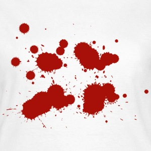 Bloody ;) - Women's T-Shirt