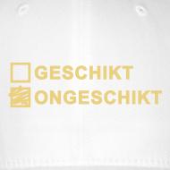 Ontwerp ~ Ongeschikt - flexfit baseballcap