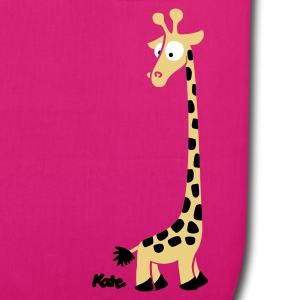 Giraffe (c) Bags  - EarthPositive Tote Bag