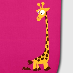 Jeans blue Giraffe (c) Bags  - EarthPositive Tote Bag