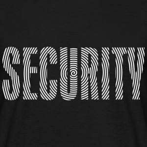 SECURITY | unisex Shirt - Männer T-Shirt