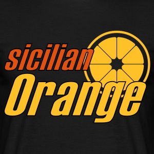 MoChan Sicilian Orange - Men's T-Shirt
