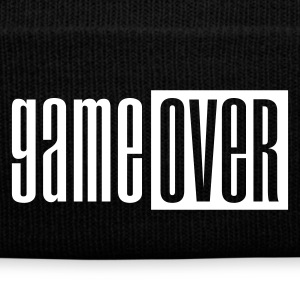 Sort Game over deluxe Kasketter & Huer - Winterhue