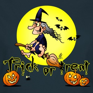 Halloween, Trick or treat T-shirts - Vrouwen T-shirt
