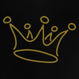 crown_gold - Baby T-shirt