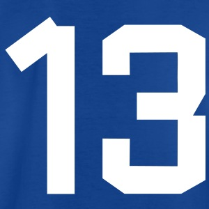 Number 13 Shirts - Kids' T-Shirt