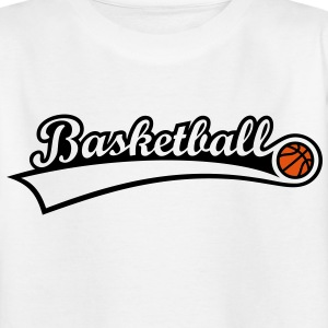 Basketball.   Shirts - Kids' T-Shirt