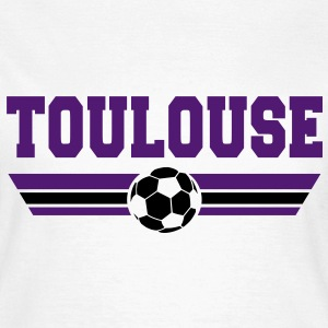 Toulouse foot 2013 Tee shirts - T-shirt Femme