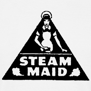 1960's Steam Maid T-Shirts - Men's T-Shirt