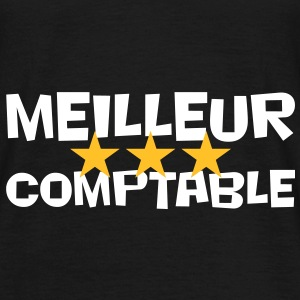 Meilleur Comptable  Tee shirts - T-shirt Homme