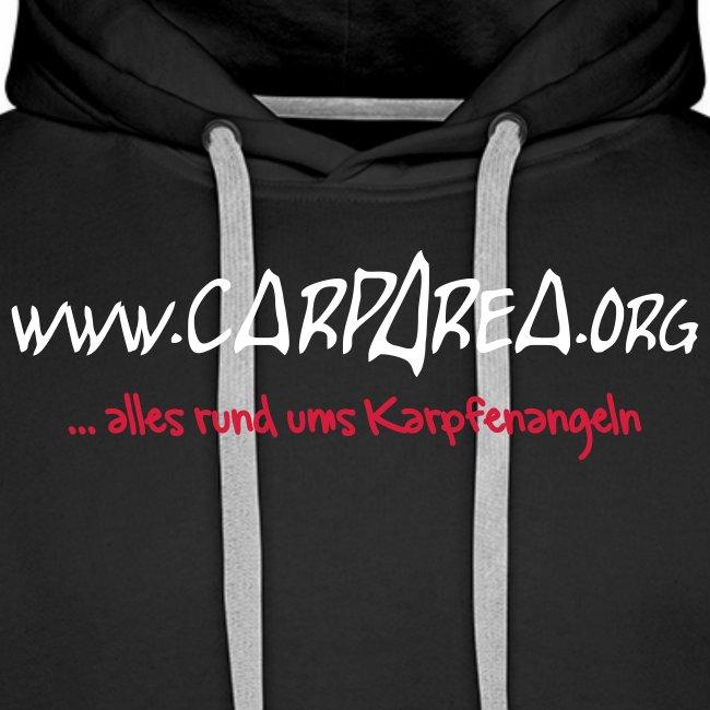 www.carparea.org Hooded Sweat mit Logo (in Farbe)
