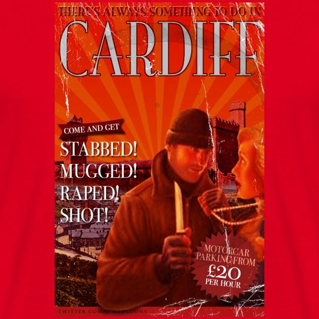 Taff Tourism: Cardiff