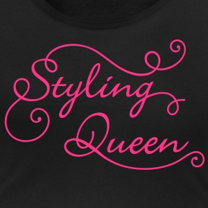 Styling Queen. Always in Style.Best looking. Party T-Shirts - Women's Scoop Neck T-Shirt