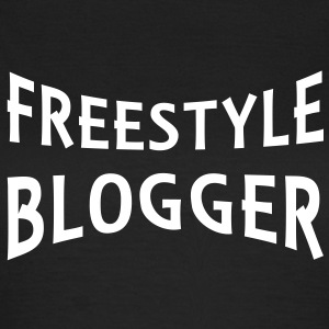 FREESTYLE BLOGGER | F classic - Frauen T-Shirt